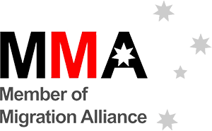 Logotipo De MMA - Member of Migration Alliance