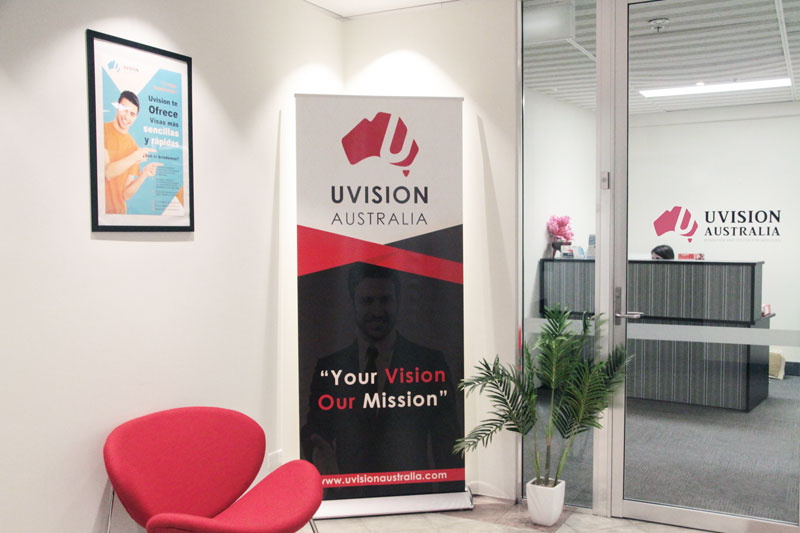 uvision office