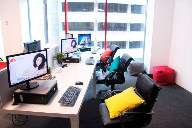 uvision office desks